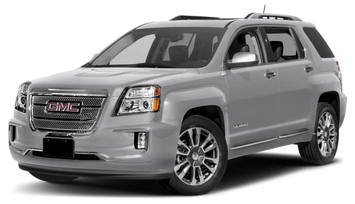 2016 gmc terrain denali all wheel drive pricing and options. Black Bedroom Furniture Sets. Home Design Ideas