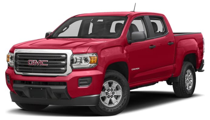 2017 gmc canyon base 4x2 crew cab 5 ft box 128 3 in wb. Black Bedroom Furniture Sets. Home Design Ideas