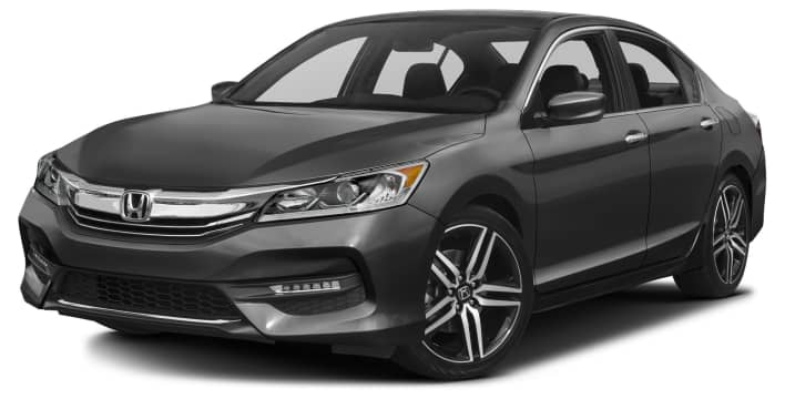 2016 honda accord sport 4dr sedan pricing and options. Black Bedroom Furniture Sets. Home Design Ideas