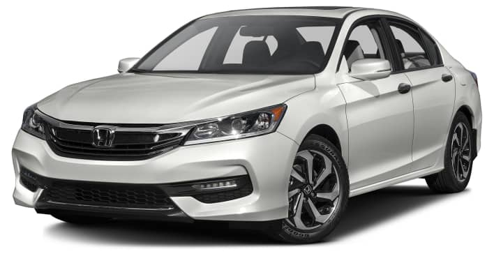 2016 Honda Accord Ex L 4dr Sedan Pricing And Options