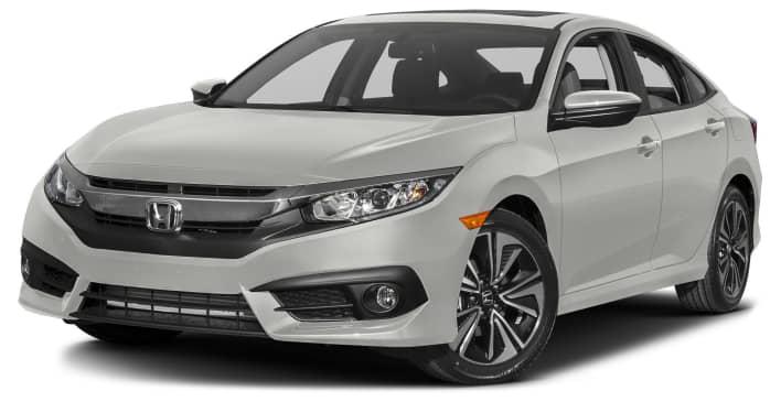 2016 honda civic ex l 4dr sedan pricing and options for 2016 honda civic ex price