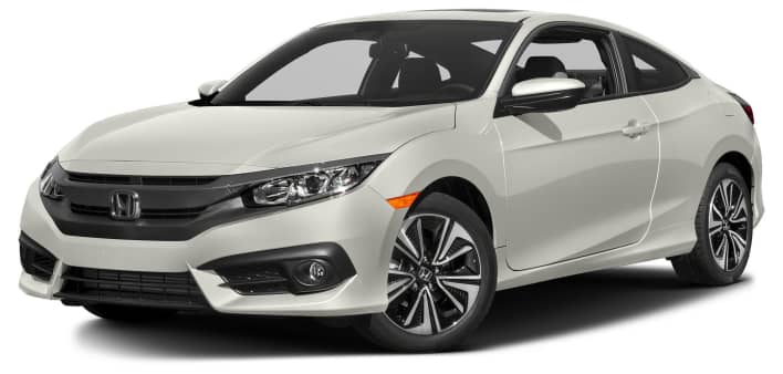 2016 honda civic ex l 2dr coupe pricing and options for 2016 honda civic ex price