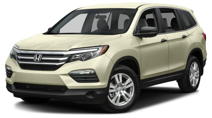 2016 Honda Pilot Lx 4dr All Wheel Drive Pricing And