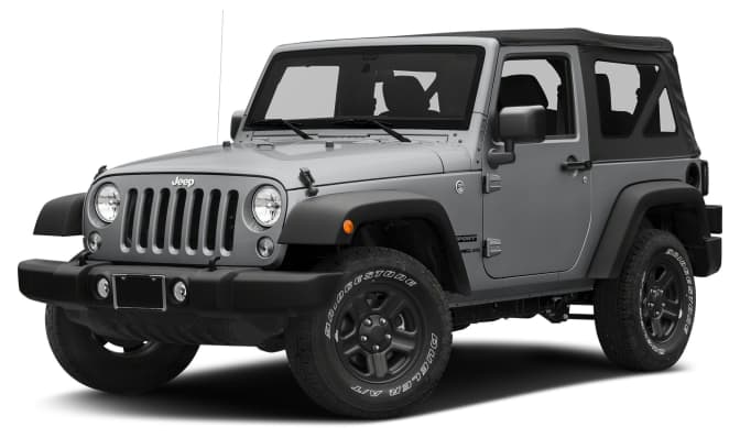 2016 Jeep Wrangler Sport 2dr 4x4 Pricing and Options