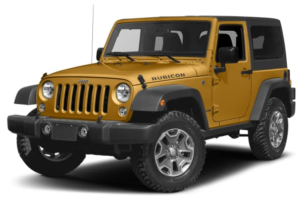 2014 Jeep Wrangler Rubicon 2dr 4x4 Specs and Prices