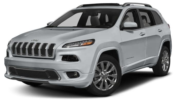 2017 Jeep Cherokee Overland 4dr 4x4 Pricing and Options