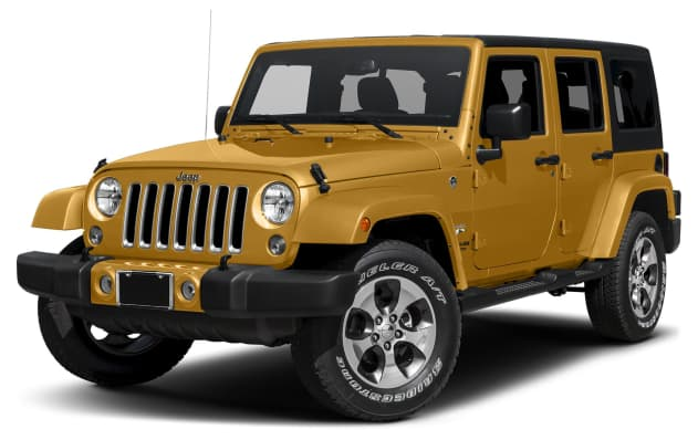2014 Jeep Wrangler Unlimited Sahara 4dr 4x4 Specs And Prices