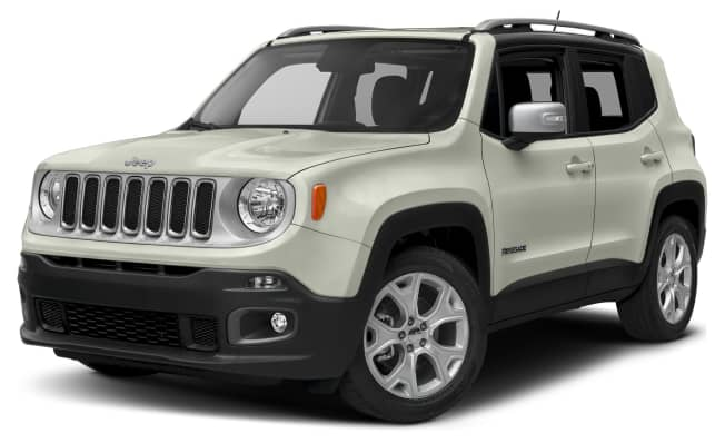 2017 Jeep Renegade Limited 4dr 4x4 Pricing And Options