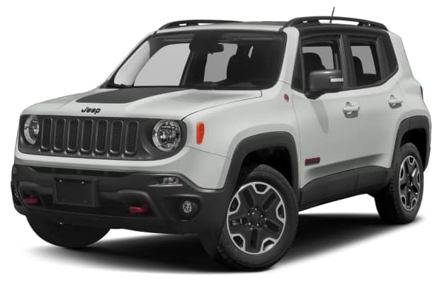2016 Jeep Renegade Trailhawk 4dr 4x4 Specs And Prices