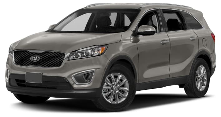 2016 Kia Sorento 2 4l L 4dr Front Wheel Drive Pricing And Options