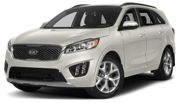 2016 Kia Sorento 2 0t Sxl 4dr All Wheel Drive Pricing And Options