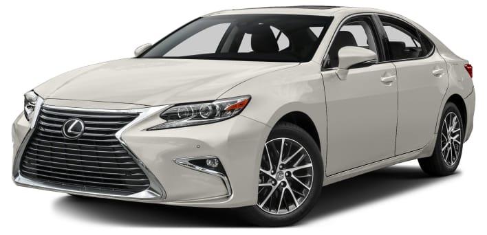Lexus Es Base Sedan Pricing And Options