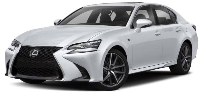 2017 Lexus Gs 350 F Sport 4dr All Wheel Drive Sedan Pricing And Options