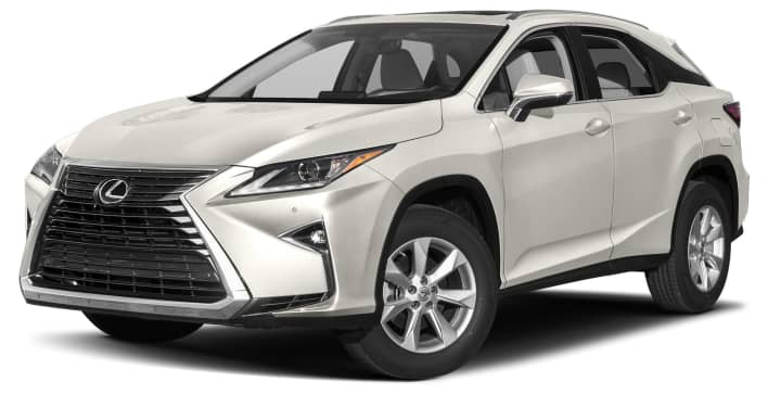 2016 Lexus RX 350 Safety Features