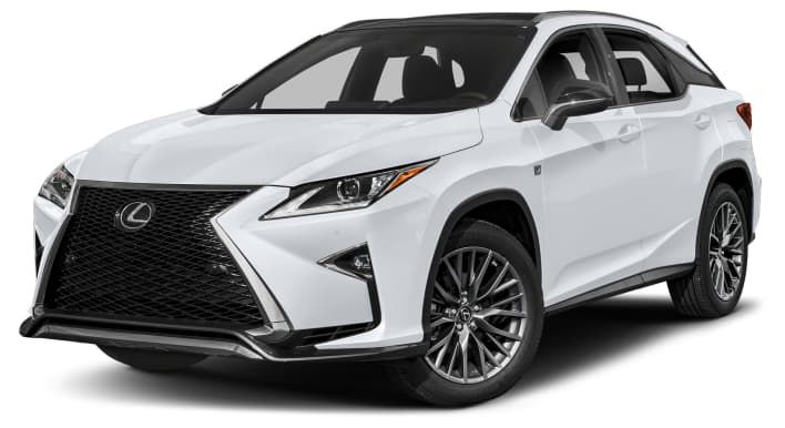 Lexus Rx 350 >> 2018 Lexus Rx 350 F Sport 4dr All Wheel Drive Pictures