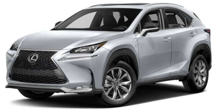 2016 lexus nx 200t f sport 4dr front wheel drive pricing and options. Black Bedroom Furniture Sets. Home Design Ideas