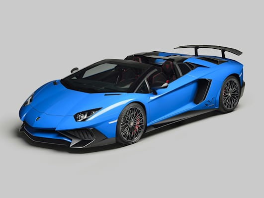 2017 Lamborghini Aventador LP750,4 Superveloce 2dr All,wheel Drive Roadster  Specs and Prices
