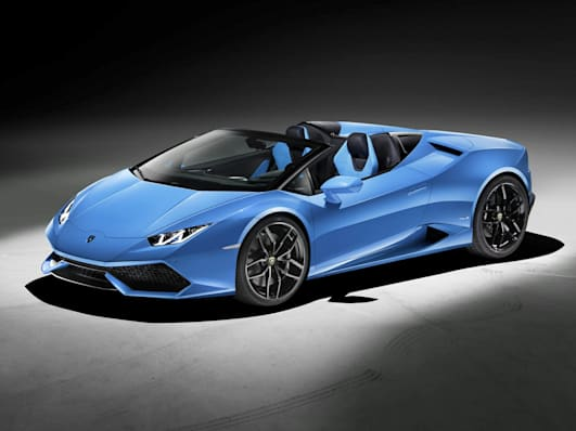 2019 Lamborghini Huracan Lp610 4s 2dr All Wheel Drive Spyder For Sale
