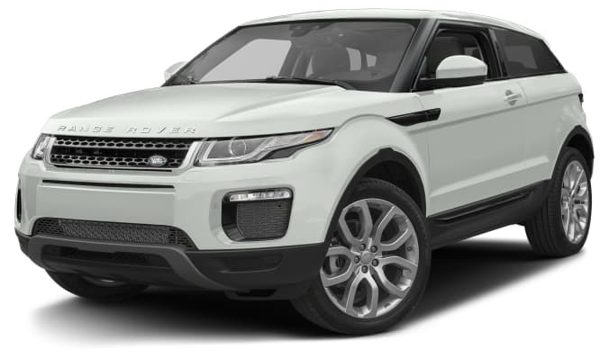 2017 land rover range rover evoque se premium 4x4 coupe pricing and options. Black Bedroom Furniture Sets. Home Design Ideas