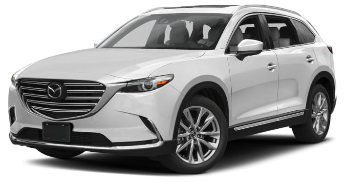 2016 mazda cx 9 grand touring 4dr front wheel drive sport utility equipment. Black Bedroom Furniture Sets. Home Design Ideas