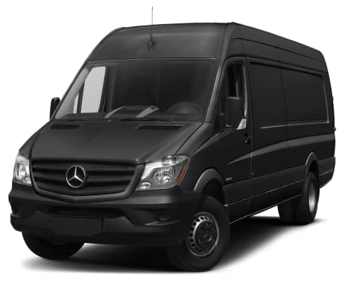 2016 mercedes benz sprinter class high roof sprinter 3500 extended cargo van 170 in wb rear. Black Bedroom Furniture Sets. Home Design Ideas