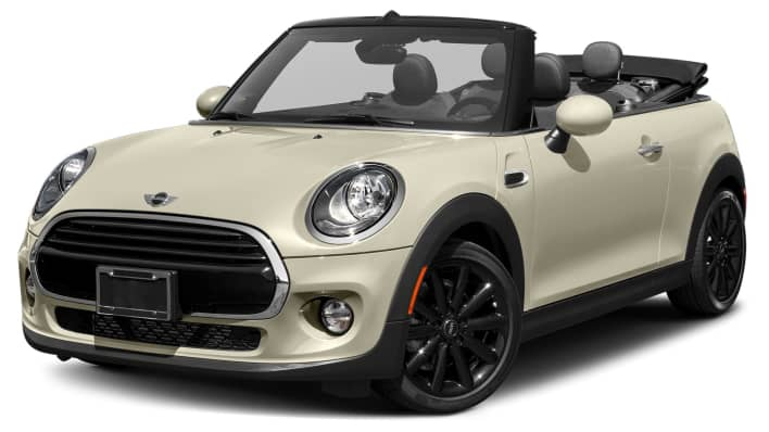 2018 Mini Convertible Cooper 2dr Pricing And Options