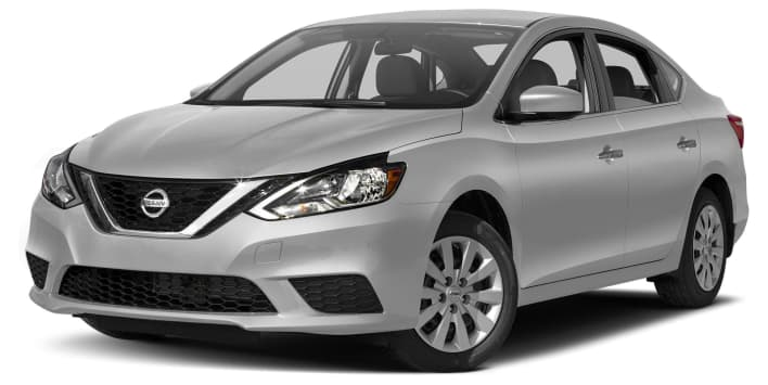 2019 Nissan Sentra S 4dr Sedan Pricing And Options Manual Guide