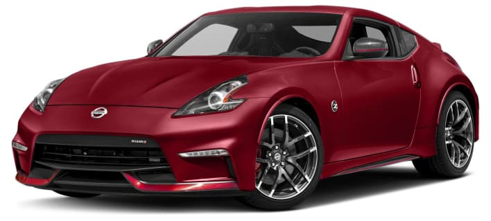 2018 Nissan 370Z NISMO Tech 2dr Coupe Pricing and Options