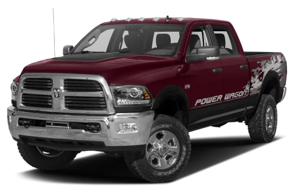 2014 ram 2500 power wagon 4x4 crew cab 149 in wb pricing and options. Black Bedroom Furniture Sets. Home Design Ideas