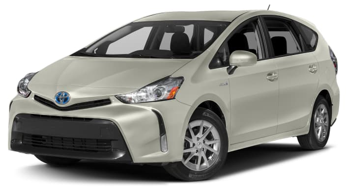 2017 toyota prius v four 5dr wagon pricing and options. Black Bedroom Furniture Sets. Home Design Ideas