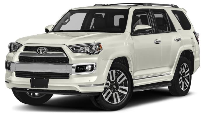 2017 toyota 4runner limited 4dr 4x4 specs and prices. Black Bedroom Furniture Sets. Home Design Ideas