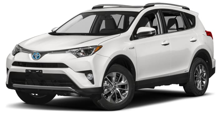 2018 Toyota Rav4 Hybrid Xle 4dr All Wheel Drive Specs And Prices