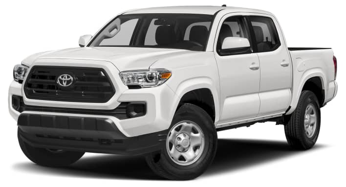 2017 toyota tacoma sr 4x2 double cab 127 4 in wb pricing and options. Black Bedroom Furniture Sets. Home Design Ideas