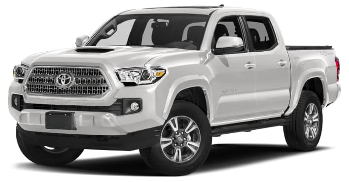 2016 toyota tacoma trd sport v6 4x4 double cab 127 4 in wb specs and prices. Black Bedroom Furniture Sets. Home Design Ideas