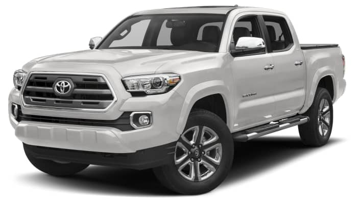 2018 Tacoma Colors >> 2018 Toyota Tacoma Limited V6 4x2 Double Cab 127 4 In Wb Pricing And Options