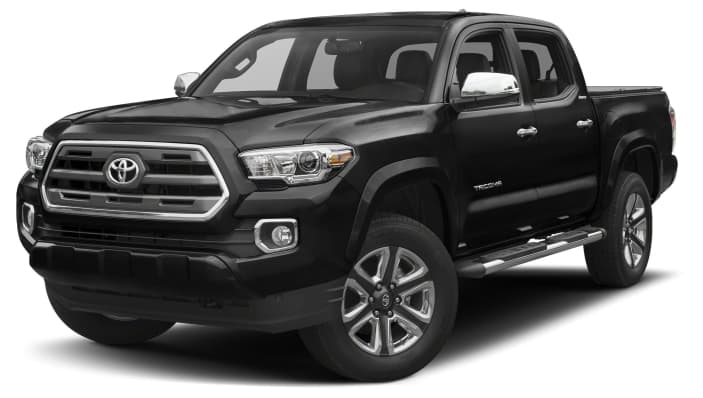 2016 toyota tacoma limited v6 4x4 double cab 127 4 in wb pricing and options. Black Bedroom Furniture Sets. Home Design Ideas
