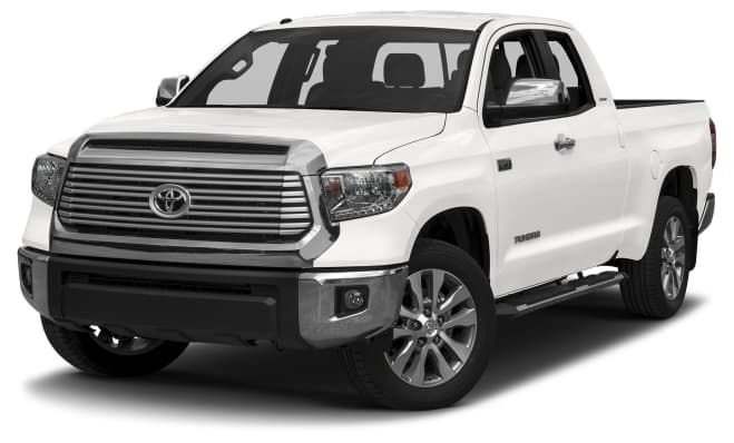 2014 Toyota Tundra Limited 5 7L V8 4x4 Double Cab 6 6 ft  box 145 7 in  WB  Pricing and Options