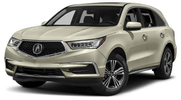 2017 acura mdx 3 5l 4dr sh awd pictures
