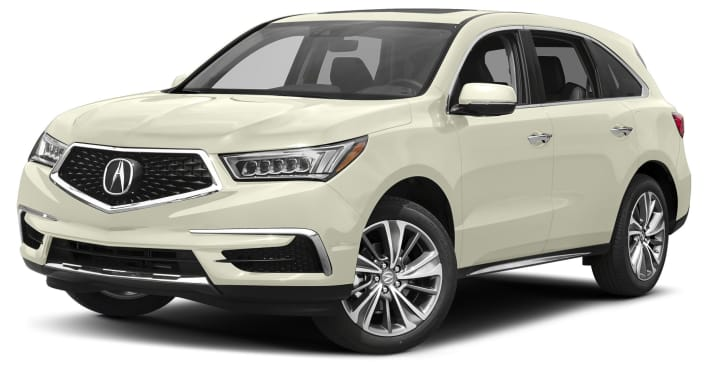 Acura Mdx For Sale In Nj >> 2017 Acura MDX 3.5L w/Technology Package 4dr SH-AWD Pricing and Options | Autoblog
