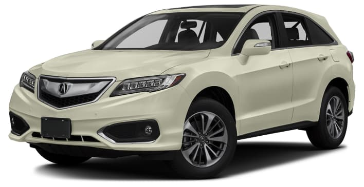 2017 acura rdx advance package 4dr front wheel drive pricing and options. Black Bedroom Furniture Sets. Home Design Ideas