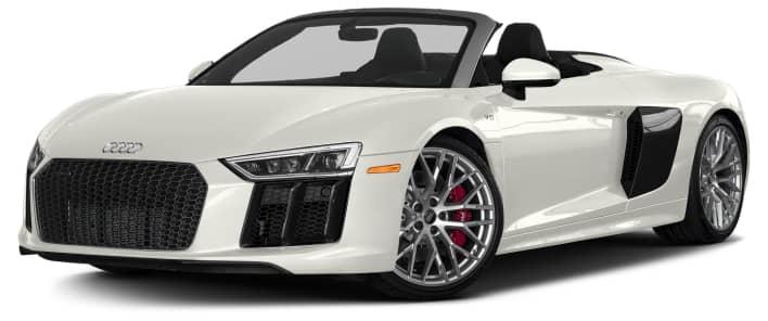 Audi R V Dr Allwheel Drive Quattro Spyder For Sale - 2018 audi r8 msrp