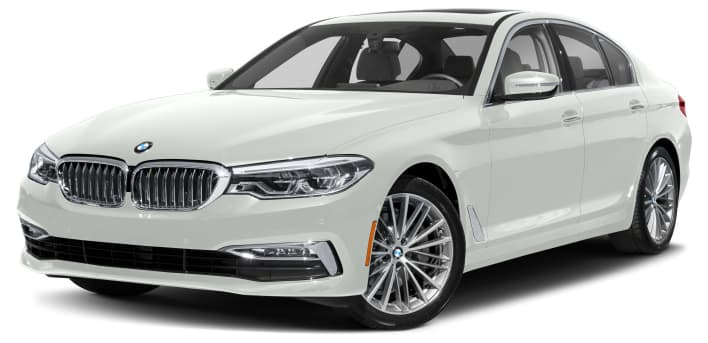 2017 Bmw 540 I 4dr Rear Wheel Drive Sedan Specs And Prices