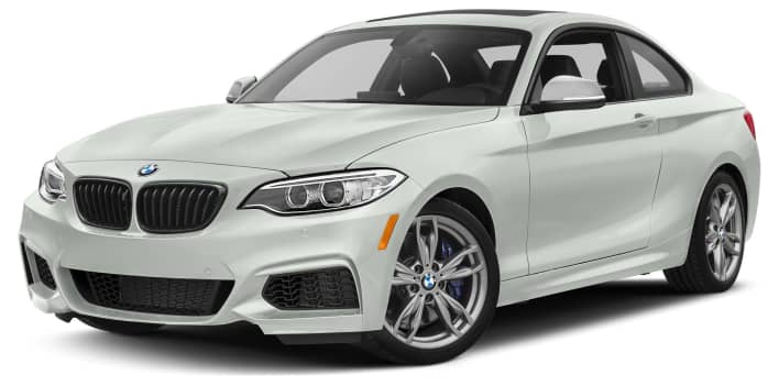 2017 BMW M240 i 2dr Rear-wheel Drive Coupe Pricing and Options