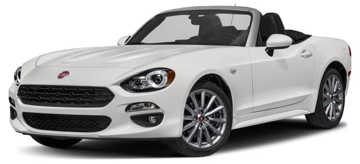 2017 Fiat 124 Spider Lusso 2dr Convertible Pricing And Options