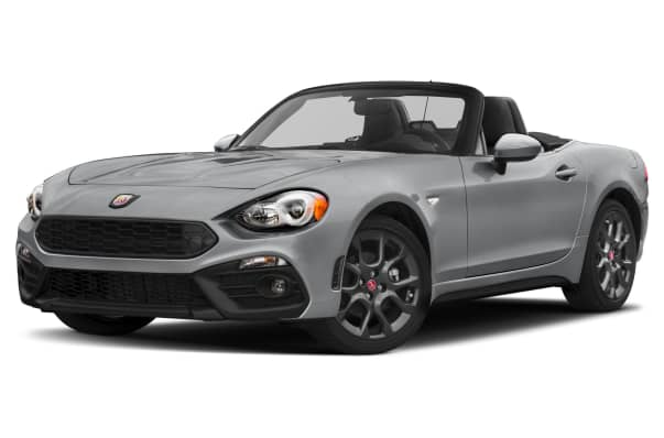 2017 fiat 124 spider abarth 2dr convertible pricing and options. Black Bedroom Furniture Sets. Home Design Ideas