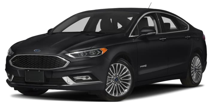 2017 Ford Fusion Hybrid Platinum 4dr Front Wheel Drive