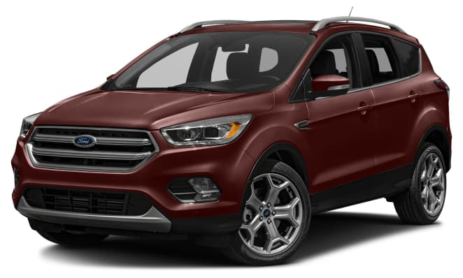 2018 Ford Escape Titanium 4dr 4x4 Pricing and Options