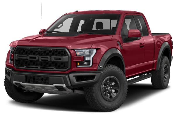 2017 ford f 150 raptor 4x4 supercab styleside 5 5 ft box. Black Bedroom Furniture Sets. Home Design Ideas
