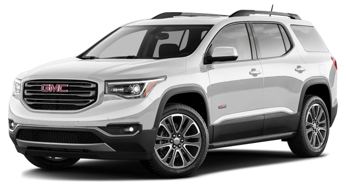 2017 gmc acadia sl front wheel drive pricing and options. Black Bedroom Furniture Sets. Home Design Ideas