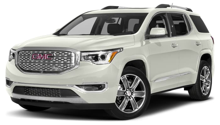 Gmc Dealers In Ma >> 2019 GMC Acadia Denali Front-wheel Drive Pricing and Options